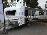 HOT!!HOT!!!HOT!!!!2015 mobile caravan/ camper trailer for sale