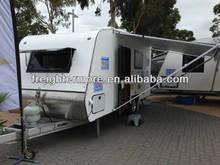 HOT!!HOT!!!HOT!!!!2015 mobile caravan/ camper trailer for sale