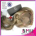 Libre de colocación cabello 100% natural postizo capilar femenino