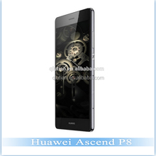 Whosale Product HUAWEI ASCEND P8 Hisilicon Kirin 930 Octa Core 1.5GHz 3GB RAM 16GB ROM 4G China smartphone