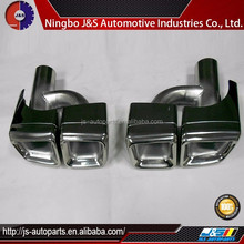 Hot sale auto parts w221 amg exhaust tips
