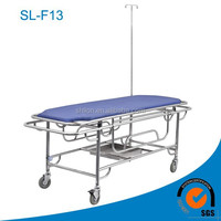 Ambulance Stretcher Standard Dimensions Portable Stretchers with Wheels