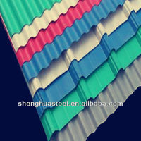 Factory!Yiwu GI/PPGI Metal Sales Roofing Products