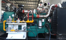 water cooled 250kVA Natural Gas Generator with(Price Competitive,Quality Perfect)