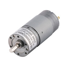 DSD-37RS555 DIY 37mm 6v 12v 24v dc motor with gear box for copy machine
