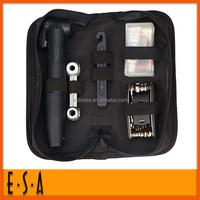 2015 Competitive price bike repair tool,Mini cheap auto repair tool box set,Nice quality 6 pcs Bicycle Repair Tool Set T18B015