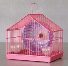 Small Portable Pet Hamster Cage 01