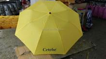 2015 hot promotional items, 2-section rain umbrella,hot sales rain umbrella