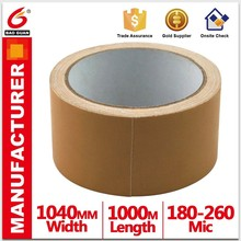 hot sell Thickness 180-260mic duct tape with Cutting without distortion
