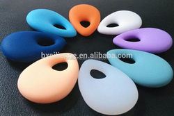 Best quality Best-Selling baby chewable silicone beads pendant