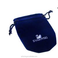velvet jewelery pouch