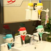 2015 divertido linda innovadora birthady will regalos automático dispensador de pasta