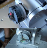 Laser ring marking rotary jewelry