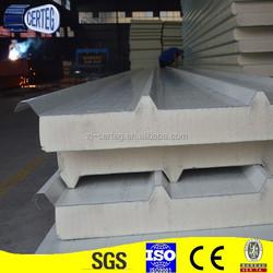 insulated panels,PU polyurethane sandwich panel