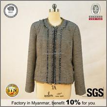 2015 women clothing fringe jacket cheap china wholesale clothing
