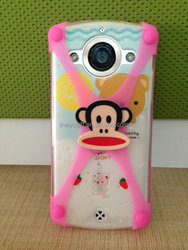 universal phone silicone bumper case for various model