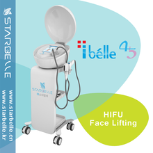 Liposuction equipment for face portable hifu high intensity focused ultrasound
