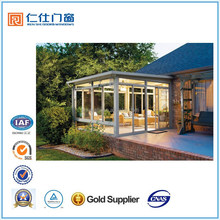 China supplier effective and energy saving aluminum glass room