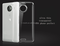 New Arrival Transparent Phone Case For Microsoft Lumia 950XL