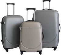 usa polo luggage 2014 New hard strong with different colors abs trolley luggage