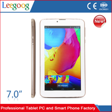 cheap christmas gifts colourful 7inch tablet pc CPU MTK6572 ram 1g rom 8gb ultrathin Android 4.0 full format tablet