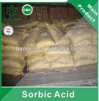 China factory potassium sorbate and sorbic acid for beverages