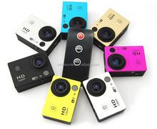 SJ4000 newest wifi remote control waterproof sports camera sjcam sj4000 sport camera SJ4000 wifi action camera