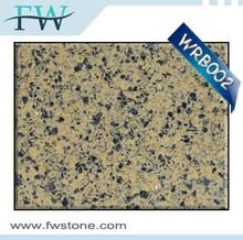 anti- dirt anti- burns anti- aging and fading 3m*1.4m artificial quartz stone slab with low price