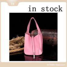 New fashion women handbag crocodile pattern bag leather lady clutch tote bags in stock