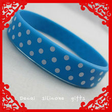 style custom basketball silicone bracelet