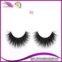 3D synthetic eyelash false eyelash for sale