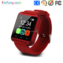 U8 Bluetooth Smart Wrist Watch Phone Mate For Android IOS iPhone Samsung LG