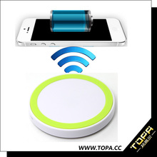 the thinnest mobile phone accessories universal portable wireless charging adapter for mobile phone made in china