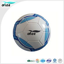 OTLOR manufacturer logo printing cheap soccer ball football