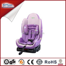 Group 1+2 with ECE R44/04 baby car seat