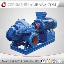 OEM energy saving electric horizontal split case centrifugal pump
