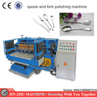Automatic Cutlery Polishing Machine for spoon and fork