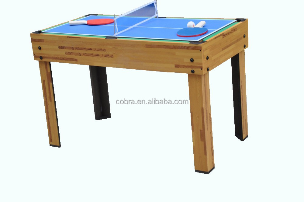 9 in 1 soccer multi game table pool hockey tennis chess for 13 in 1 game table