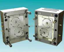Hot Japanese Tube CD Plastic Box Injection Mould