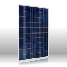 High efficiency high quality competitive price per watt poly 250W solar panel