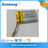 Small customized 3.7v 200mah 402030 li polymer batteries for medical device/ mp3/bluetooth headset/mini portable products