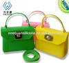 Beautiful fashion silicone handbag wholesale