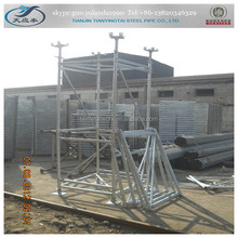 Heavy load Speaker Scaffolding System for Construction company in low Price