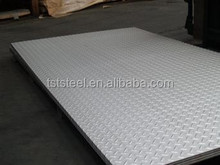 MS Checkered Plate for making deck board
