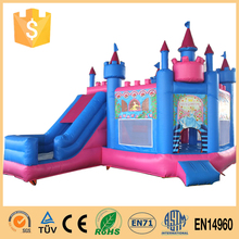 Commercial Bouncy Castle Prices For Kid, Princess Inflatable Adult Bouncy Castle