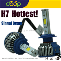 Canbus H7 LED head light top quality CE&ROHS approved bottom price High power led headlamp Auto LED Headlight led
