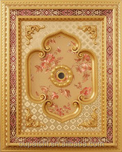 Decorative Square Artistic Ceiling With Two Layers