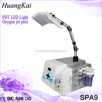 hot sale portable water treatment and pdt led light facial treatment SPA equipment