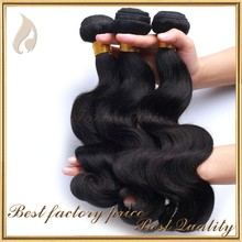 2015 new products cheap weft hair extension for brazilian human hair wet and wavy weave