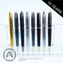 Advertising Promotion New Design Click Mechanism Ballpoint Pen With Logo